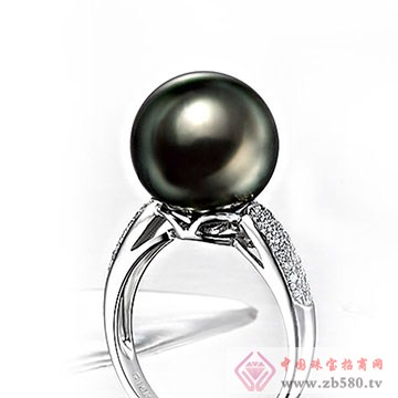 天地润-珍珠戒指01