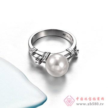 天地润-珍珠戒指02