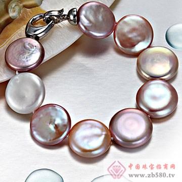 天地润-珍珠手链01