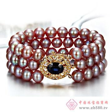 天地润-珍珠手链02