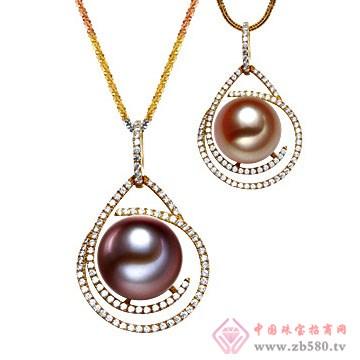 天地润-珍珠项链04