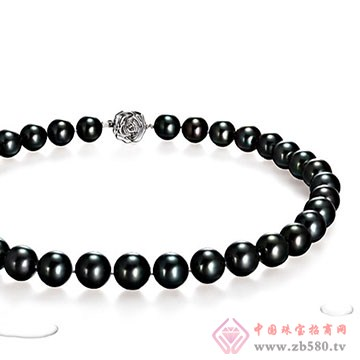 天地润-珍珠项链06
