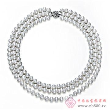 天地润-珍珠项链07
