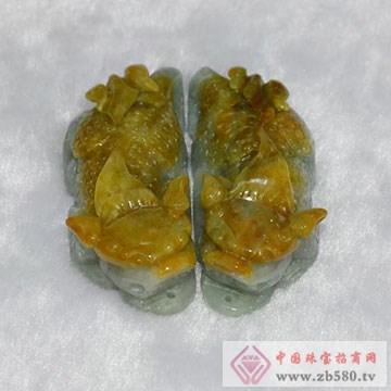 金谷金黄金珠宝玉石饰品3