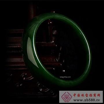 玉祥源-俄罗斯碧玉手镯