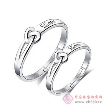 酷银银饰-情侣对戒01