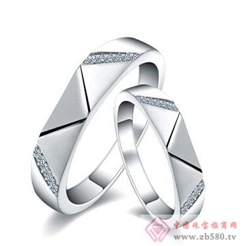 酷银银饰-情侣对戒02