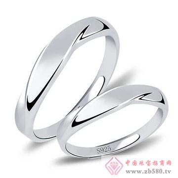 酷银银饰-情侣对戒04