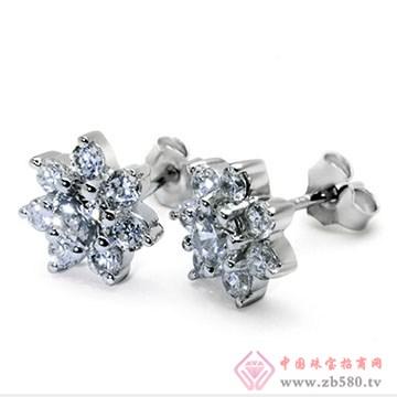 酷银银饰-银饰耳饰01