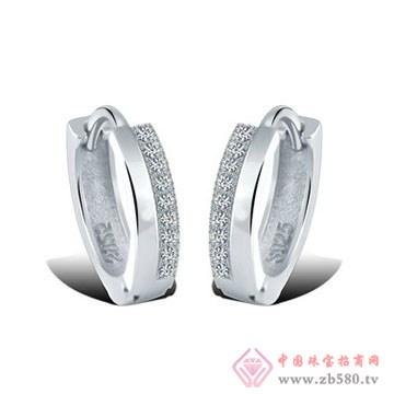 酷银银饰-银饰耳饰04