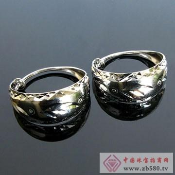 酷银银饰-银饰耳饰06