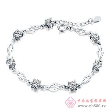 酷银银饰-银饰手链02