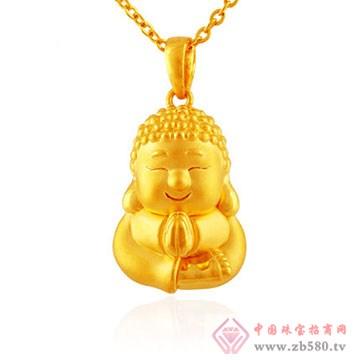 央福珠宝吊坠9