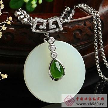 央福珠宝吊坠10