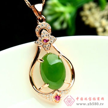 央福珠宝吊坠3