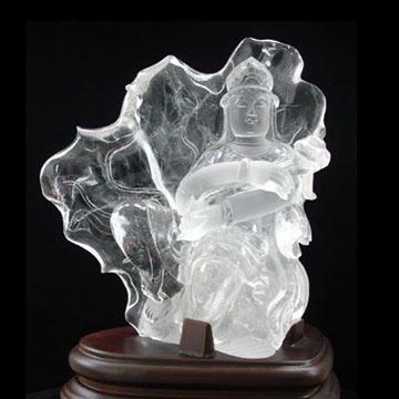 祥瑞水晶-天然水晶摆件07