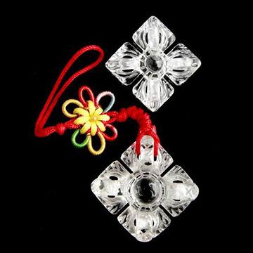 祥瑞水晶-天然水晶挂件01