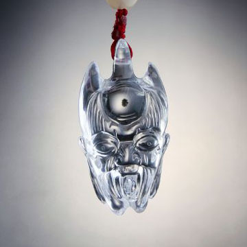 祥瑞水晶-天然水晶挂件05