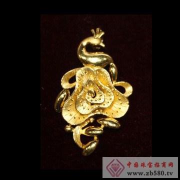 锦圣琦-黄金吊坠11