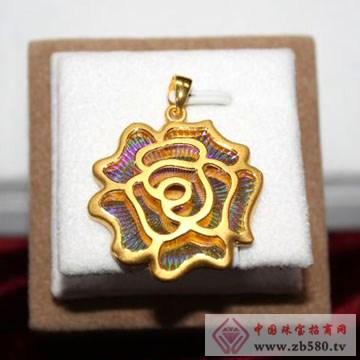 锦圣琦-黄金吊坠10