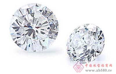 钻石和玻璃的区别
