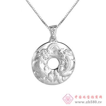 银百汇珠宝-吊坠1