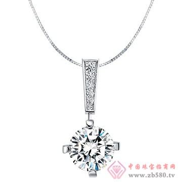 帝菲尔-钻石吊坠7