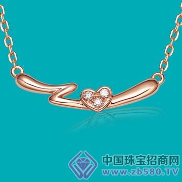 永恒之星-钻石项链05