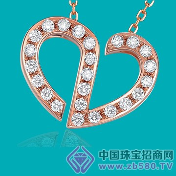 永恒之星-钻石项链03