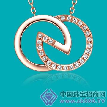 永恒之星-钻石项链01