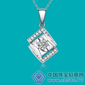 永恒之星-钻石吊坠03