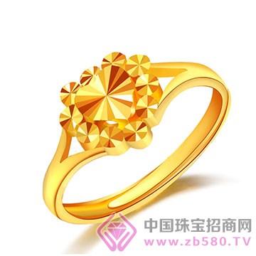 金六福吉祥珠宝-黄金戒指