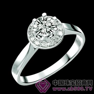 金六福吉祥珠宝-钻石戒指01