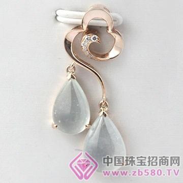金六福吉祥珠宝-翡翠吊坠01