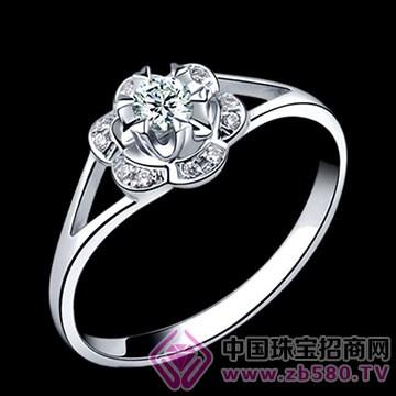 金六福吉祥珠宝-钻石戒指02