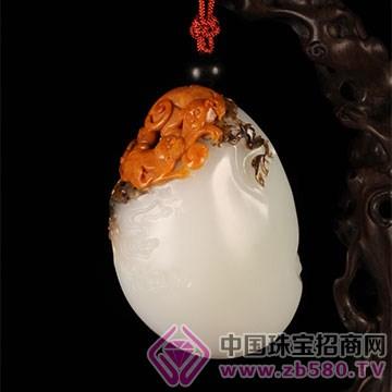 玉祥源-白玉《灵猴献寿》