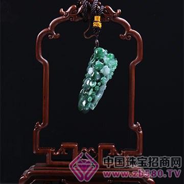 玉祥源-翡翠挂件26
