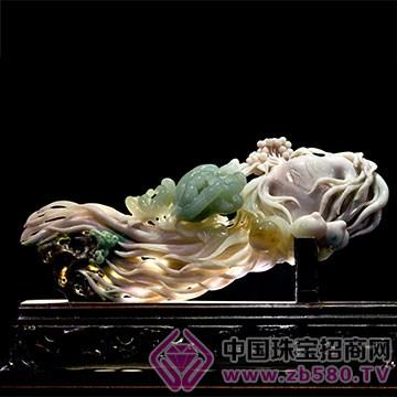 玉祥源-翡翠摆件1