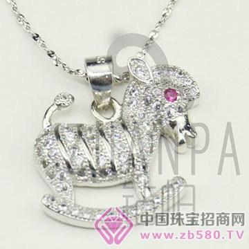 钻帕水晶-水晶项链9