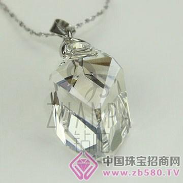 钻帕水晶-水晶项链1