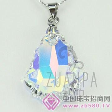 钻帕水晶-水晶项链8