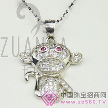 钻帕水晶-水晶项链11