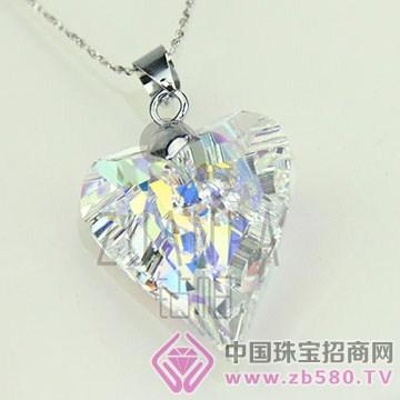 钻帕水晶-水晶项链5