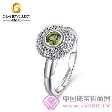 晶百汇绿野仙踪戒指
