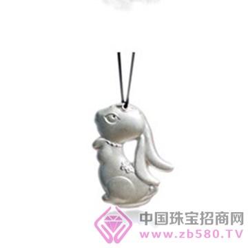 国金国银-玉兔呈祥