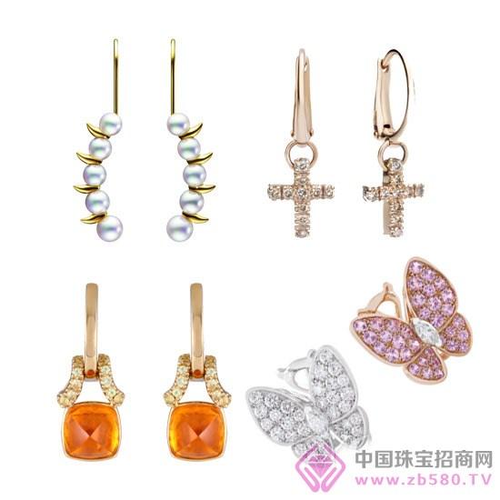 珠宝万花筒——耳环篇