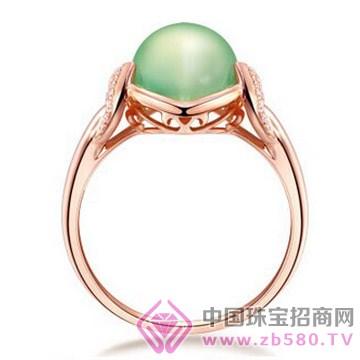 梵希哲珠宝-拥爱18K玫瑰金钻石镶嵌