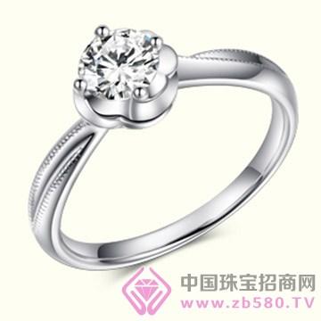 港福珠宝—璀璨一生钻戒产品01