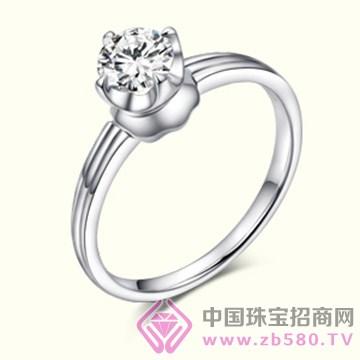 港福珠宝—璀璨一生钻戒产品03