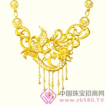 港福珠宝—黄金项链